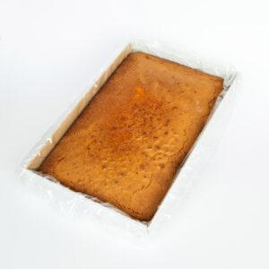 Plancha de bizcocho de 2 Kg